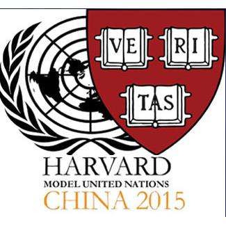 Harvard Model United Nations China 2015